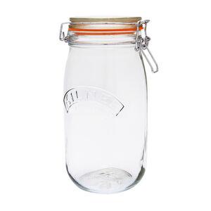 Kilner Round Clip Top Jar 1.5L