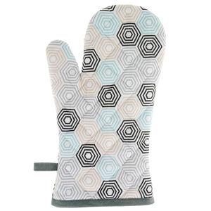 Lady Geo Single Oven Glove