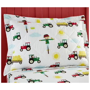 Farm Friends Pillowshams 50cm x 75cm