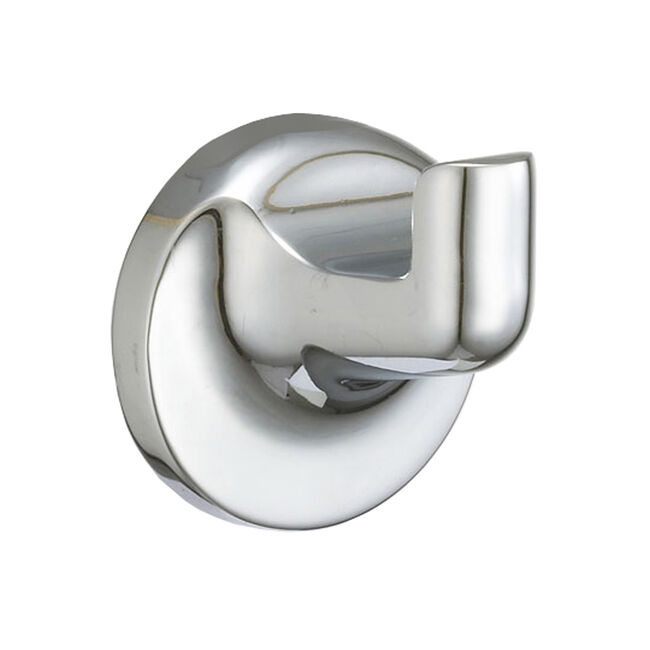 Milano Single Robe Hook Chrome