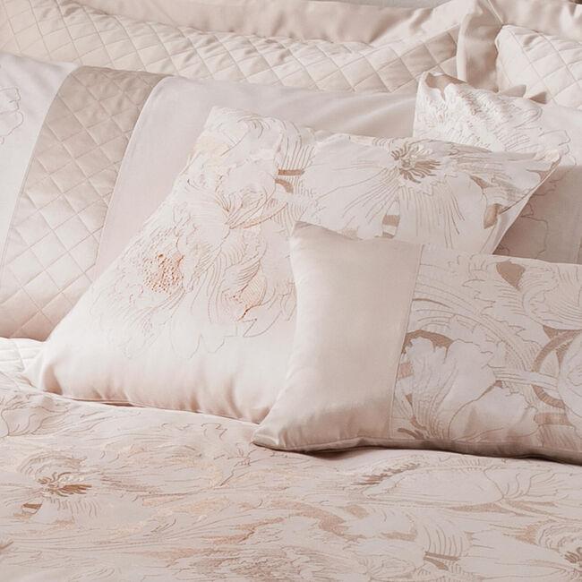 Classical Floral Cream Cushion 45x45cm