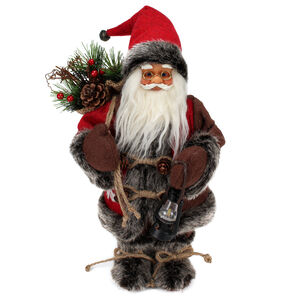 Woodland Santa 30cm