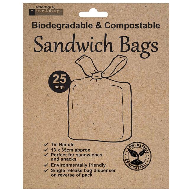 Eco-Friendly Sandwich Bags