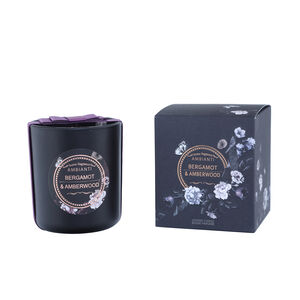 Ambianti Bergamot and Amber Scented Candle