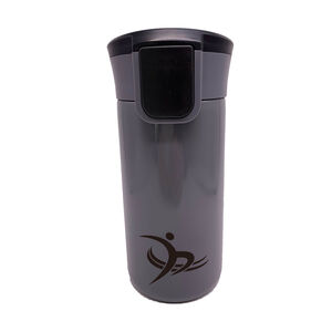 BodyGo Grey Vacuum Travel Mug 350ml