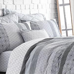 George Geo Grey Cushion 30cm x 50cm