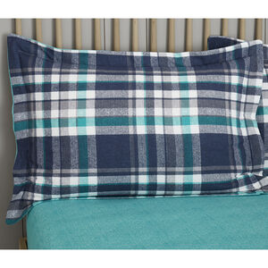 Brushed Cotton Thornton Oxford Pillowcase Pair