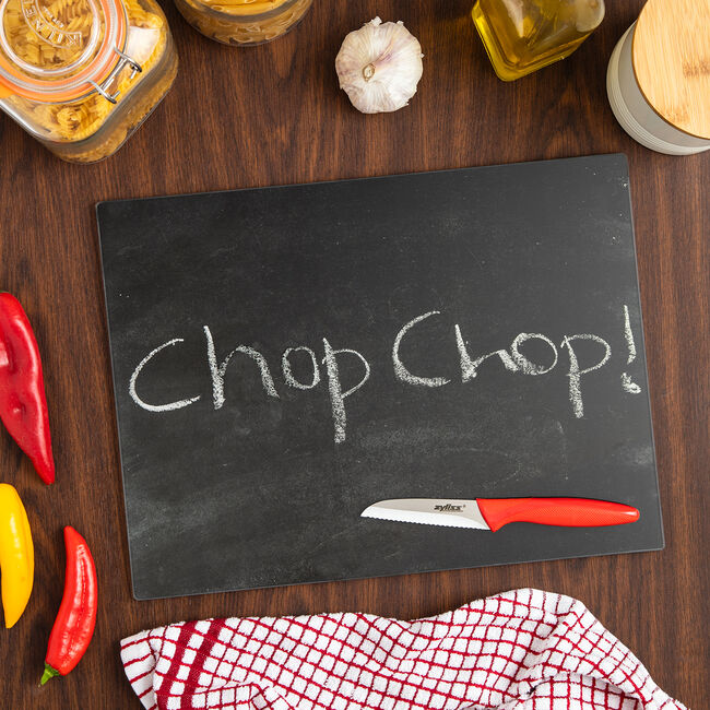 Glass Worktop Saver Chop Chop