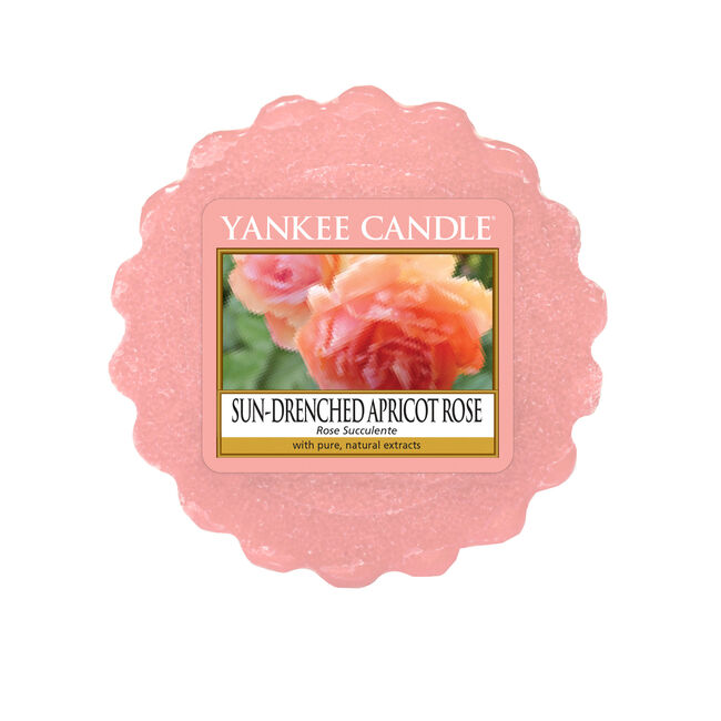 Yankee Candle Sun-Drenched Apricot Rose Tart