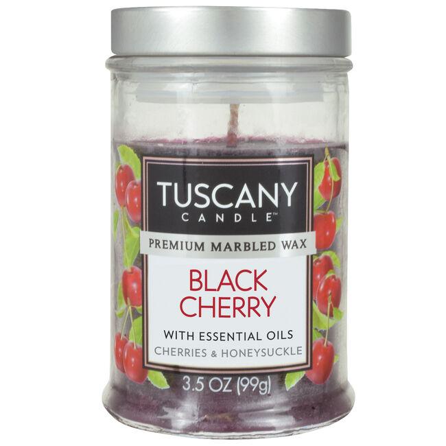 Tuscany 3.5oz Candle Black Cherry