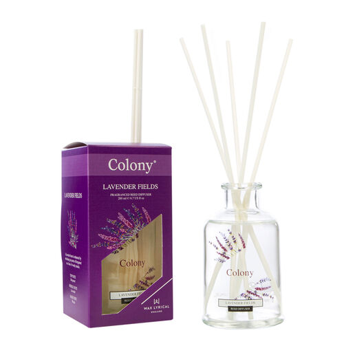Colony Lavender Fields Reed Diffuser 200ml