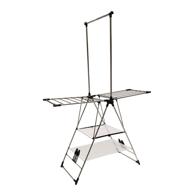Xwing Airer With Extendable Clothes Rail