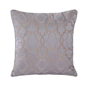 Bergamo Cushion 45 x 45cm - Grey