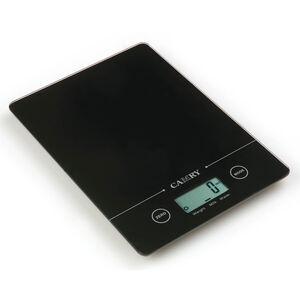 Camry Rectangular Electronic Kitchen Scale - Black
