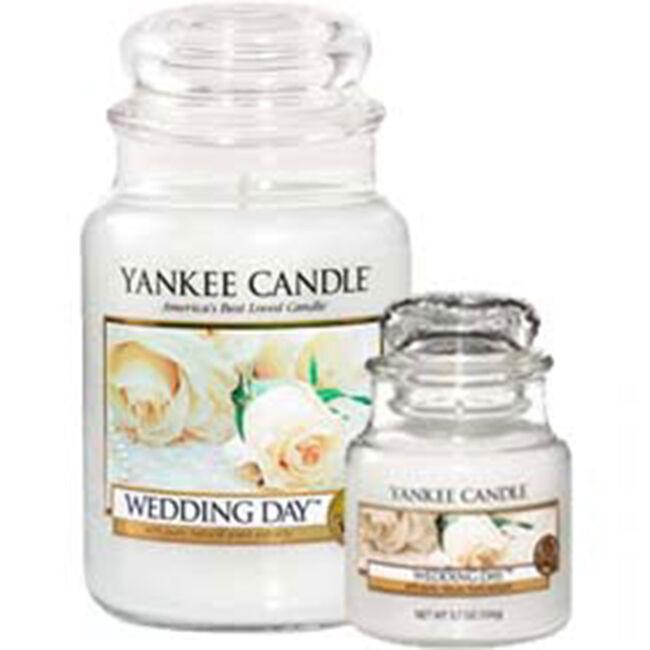 Yankee Candle Wedding Day Small Jar