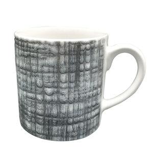 Heritage Texture Grey Mug