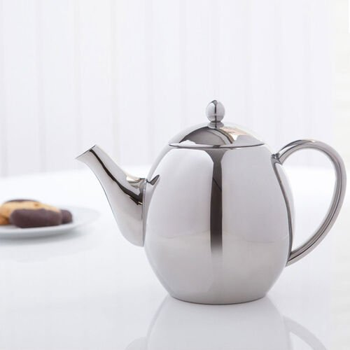 Sabichi Double Walled Tea Pot 1.2L