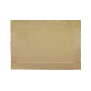 Netted Oxford Gold Placemat