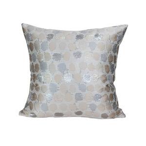 Shimmer Spot Cushion 43x43cm - Natural