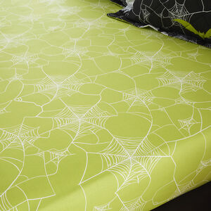Ghost Web Fitted Sheet