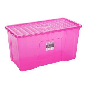 Crystal Box & Lid 110L Pink