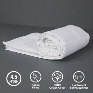 Duck Lightweight Duvet Double