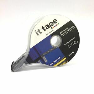 IT Tape Black 2m Dispenser
