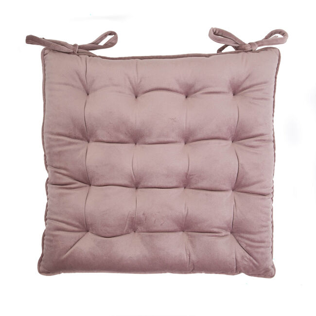 Naomi Kitchen Seat Pad - Misty Lilac