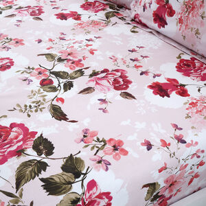 BABS PINK Single Fitted Sheet