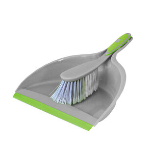 Wham Shine Dustpan and Brush Set