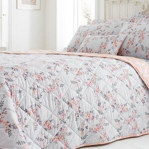 May Grey Bedspread 200x220cm