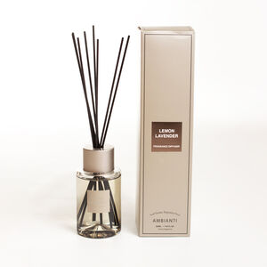 Ambianti Lemon & Lavender 220ml Reed Diffuser
