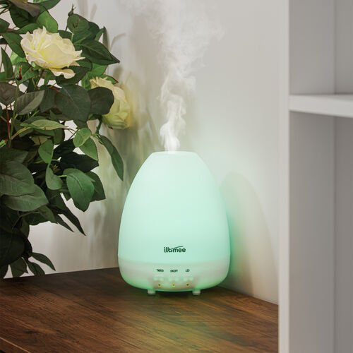 Aroma Diffuser With 3 Oil Pack