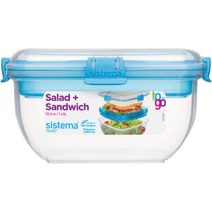 Sistema Salad & Sandwich To Go