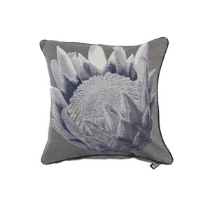 Alexa Flour Navy 45x45 Cushion