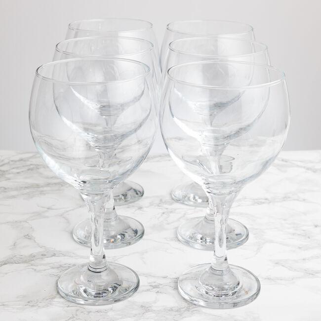 Entertain Gin Balloon Glasses - Set of 6