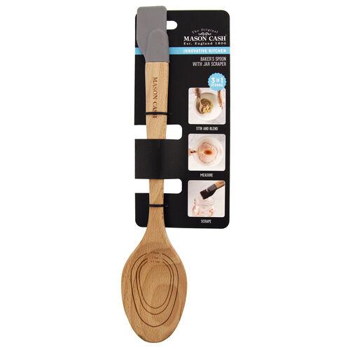 Mason Cash Innovative Solid Spoon & Jar Scrap