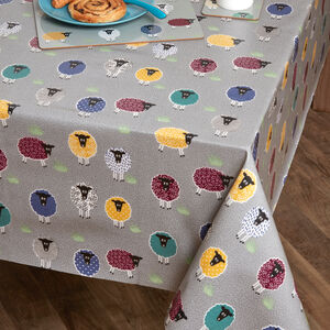 Sheep Tablecloth 140x180cm