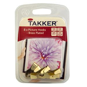 Takker Picture Hooks 8 Pack