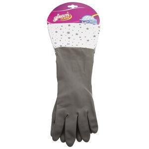 High Quality Latex Gloves Grey