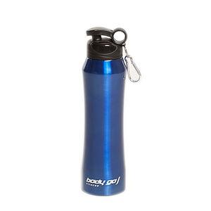 Bodygo Fitness Blue Stainless Steel Bottle 600ml