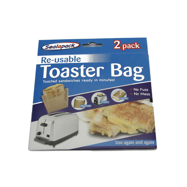 Toaster Bag 2 Pack