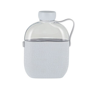 Hip Hydration Bottle 650ml - Cloud Grey