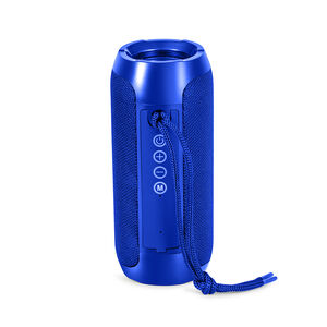 Sonarto 10W Bluetooth Barrel Speaker - Blue