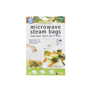 Microwave Cooking Bags 25 Pack