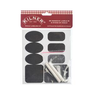 Kilner Chalk Labelling Kit 26 Pack