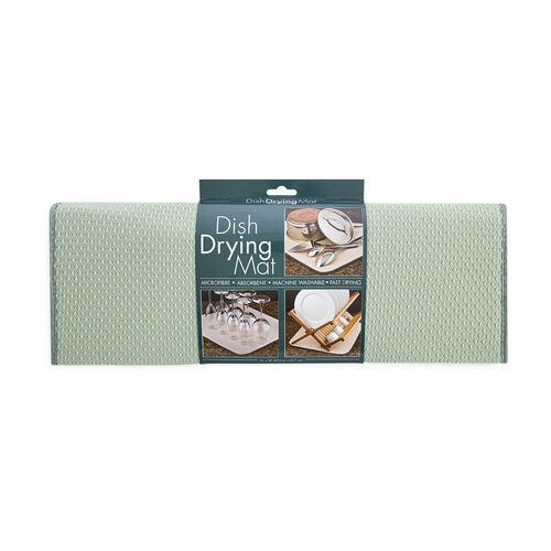 Dish Drying Mint Mat