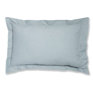 Luxury Percale Oxford Pillowcase Pair - Duck Egg