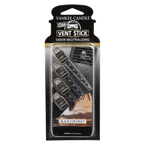 Yankee Candle Black Coconut Vent Sticks