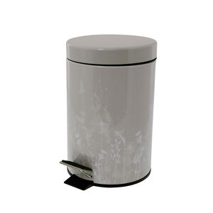 Meadow Grey Trash Can 3L